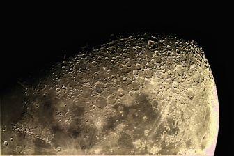 Mosaico Luna- 11-1-2015 Telescopio C11HD; F:10; Cámara Canon 1100D; 2 vídeos de 60¨; Procesado: AutoStakkert y Registax.
