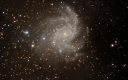 Galaxia Fuegos Artificiales