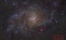 Galaxia M 33