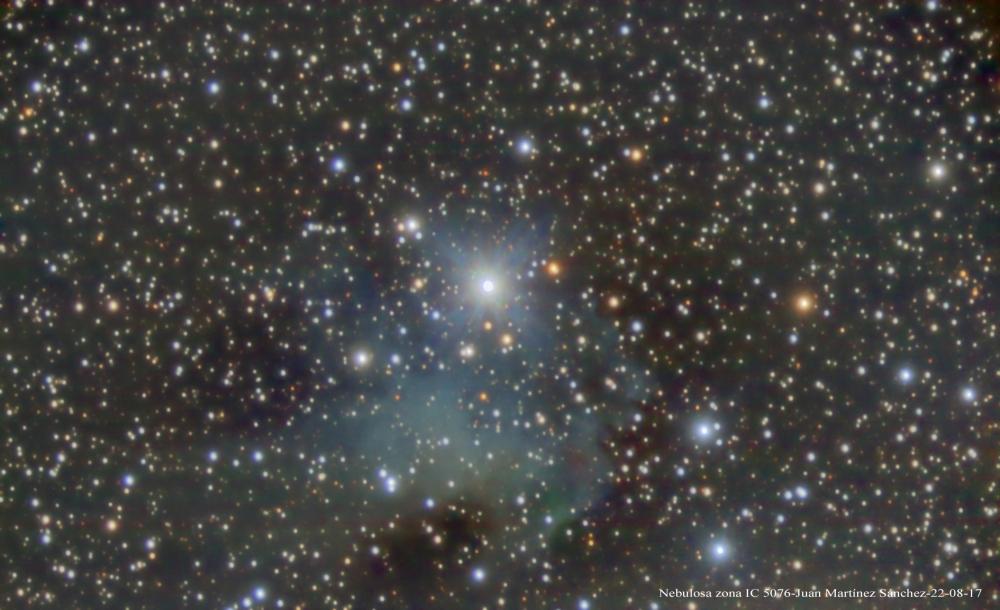 Nebulosa Zona IC 5076-Juan Martínez Sánchez-22-08-17