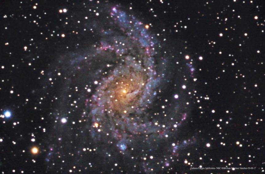 NGC 6946-Galaxia Fuegos Artifciales-Proces.-30-08-17-J.Marínez Sánchez