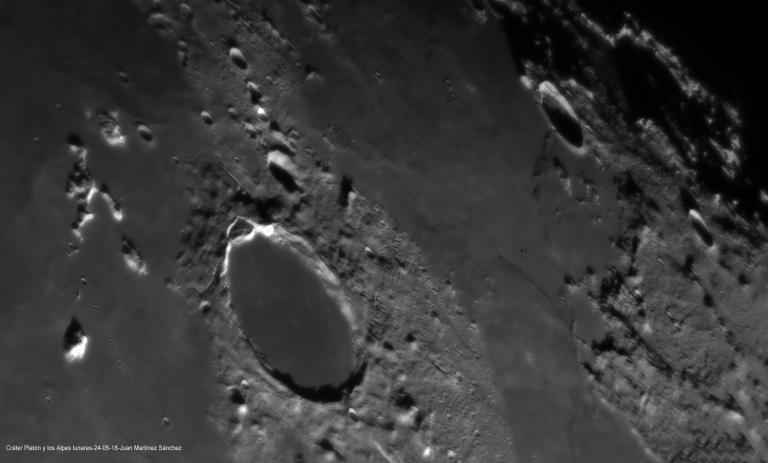 El cráter Platón y los Alpes lunares_2018-05-24-stitch