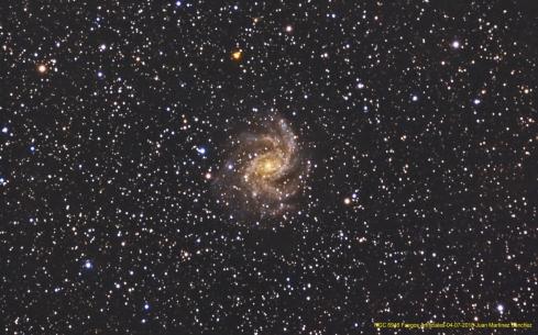 NGC 6946-Fuegos Artificiales-04-07-2018-Juan Martínez Sánchez